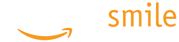 Amazon Smile logo tagline