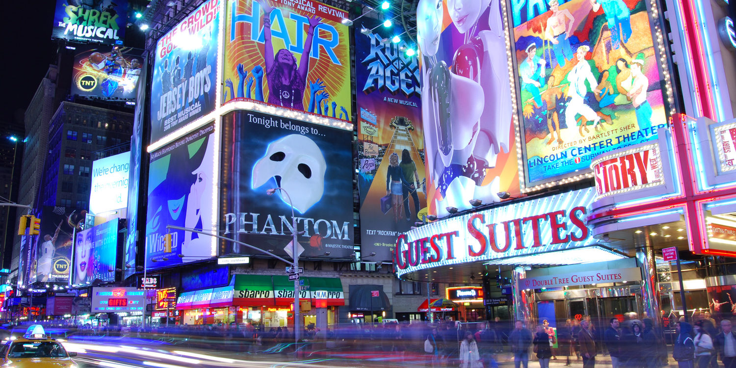 Broadway In NYS
