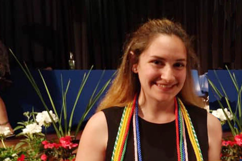 Fiona Feltman Scholarship Winner