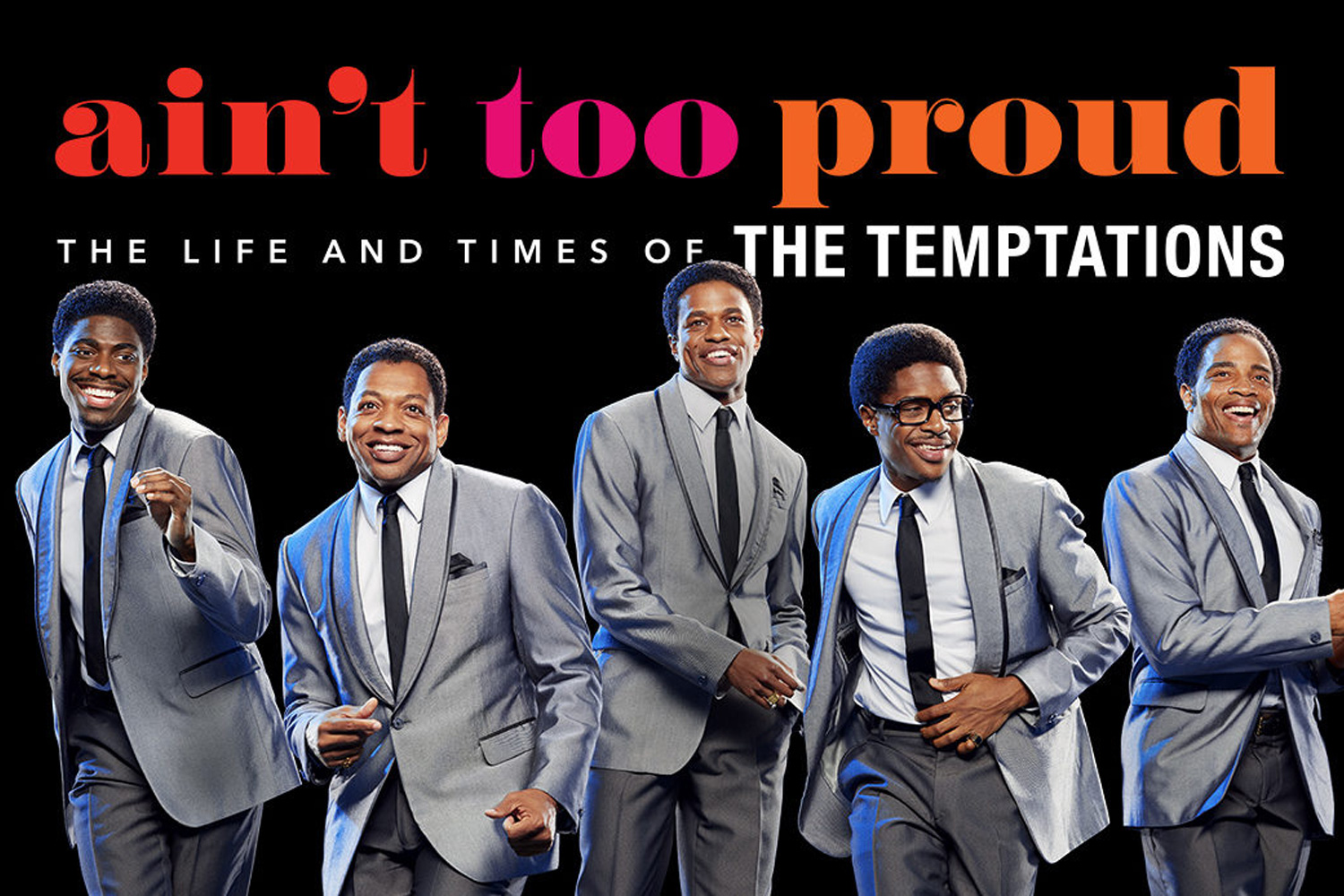 The Temptations Bus Trip