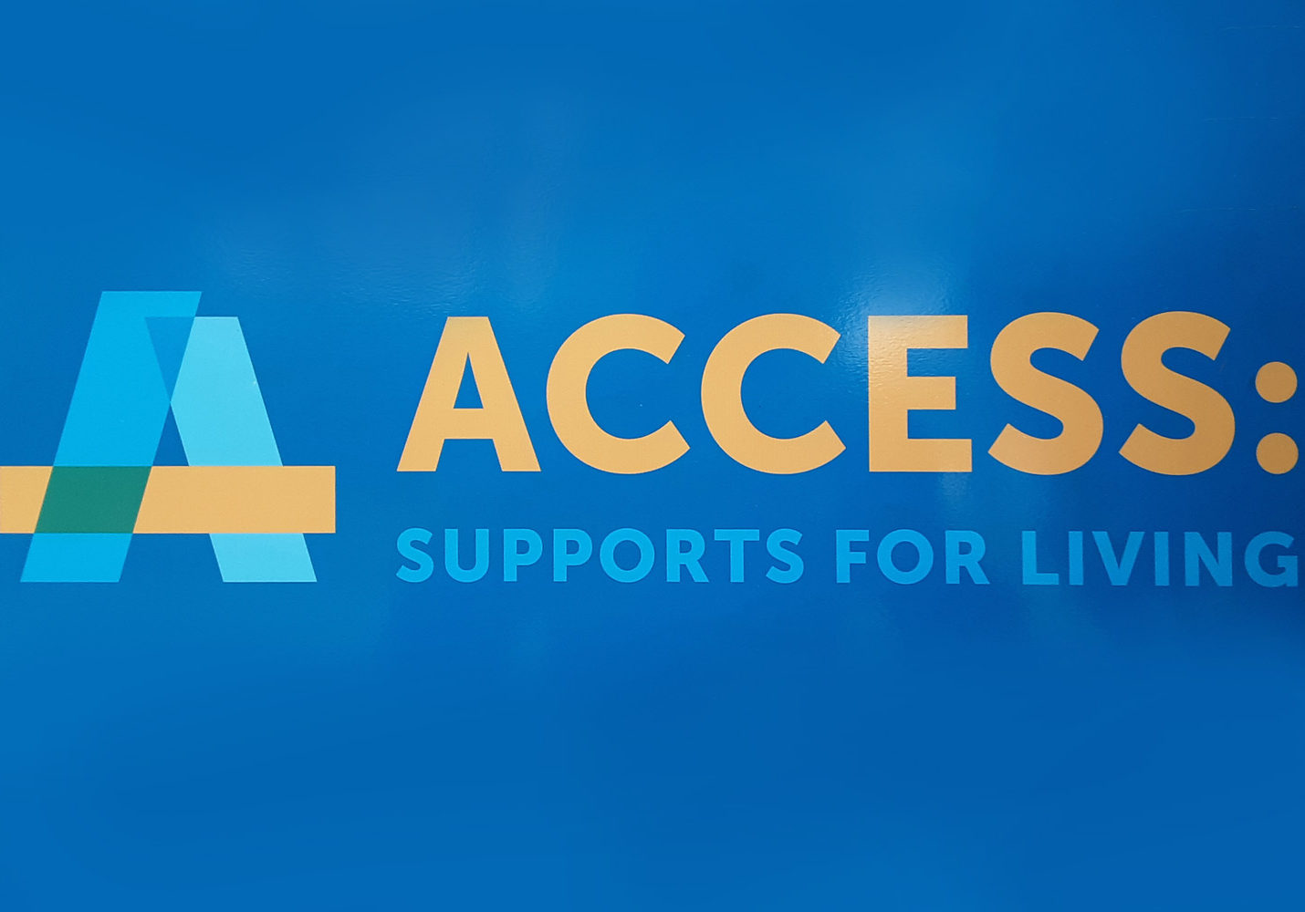 Access supports for living