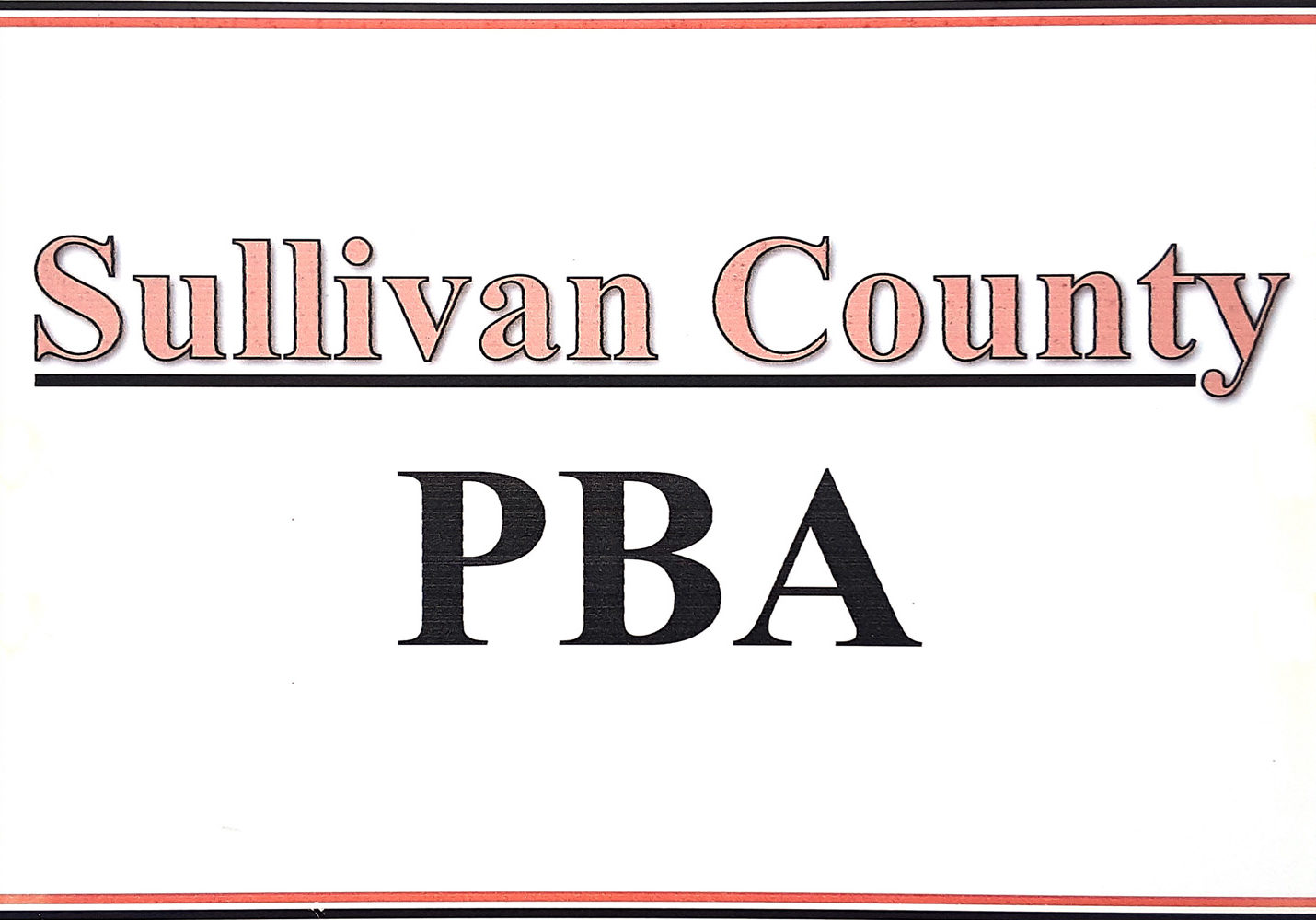Sullivan County PBA